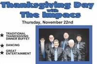 Thanksgiving at Show Palace