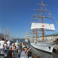 Tall Ships Cruise in Boston1