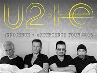 U2 iNNOCENCE + eXPERIENCE Tour 2015!