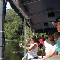 St. John's River Cruise & Lunch