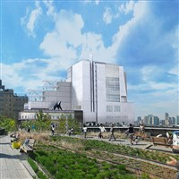 The Whitney Museum of American Art & the High Line