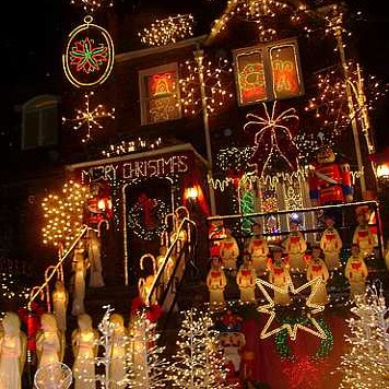 brooklyn christmas lights tour - Christmas Lights In Brooklyn