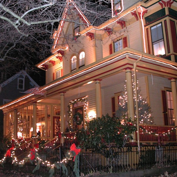 A Victorian Christmas in Cape May
