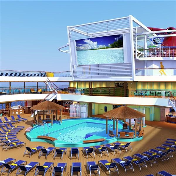 Carnival Cruise Line Florida Travel Presentation