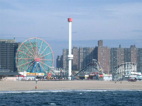 Concerts In Coney Island