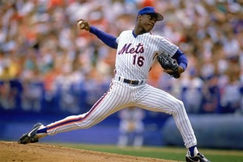 Doc Gooden, Mets vs. Yankees, Field Box