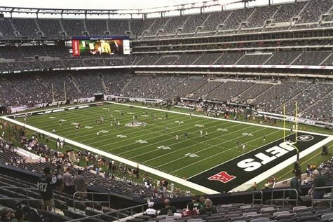 Patriots vs. Jets (Mobile Entry)