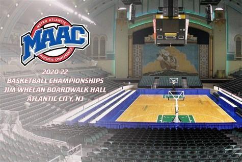 Siena MAAC Tournament Atlantic City