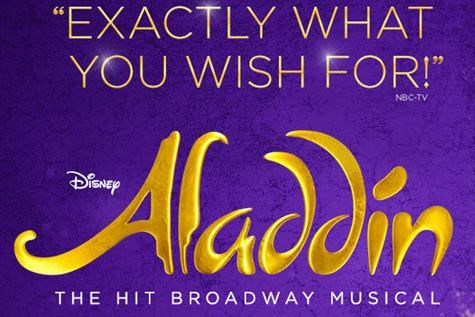 Aladdin (NYC Broadway Production)