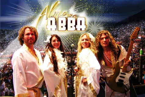Almost ABBA - The #1 Tribute to ABBA - Reilly Art