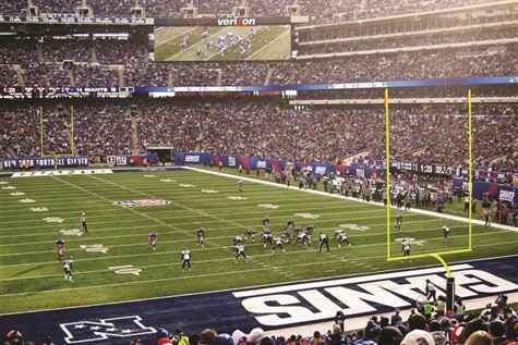 Dolphins vs. Giants