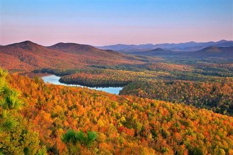 Lake Placid & Adirondacks, Return to Travel