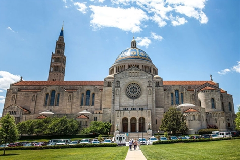 Church of Immaculate Conception to Washington DC