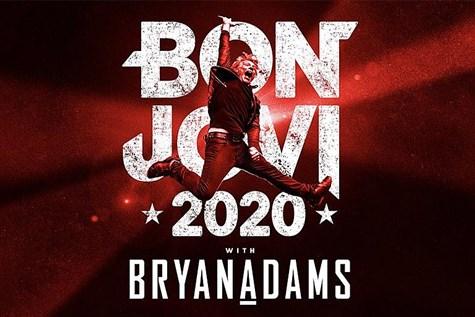 Bon Jovi at the TD Garden Center
