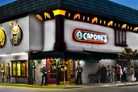 Al Capone's Dinner and Show