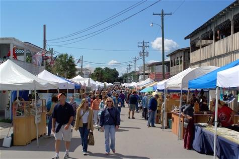 Cedar Key Seafood Festival & Dakotah Winery