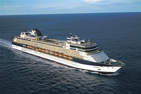 Celebrity Summit - NJ Cruise Express