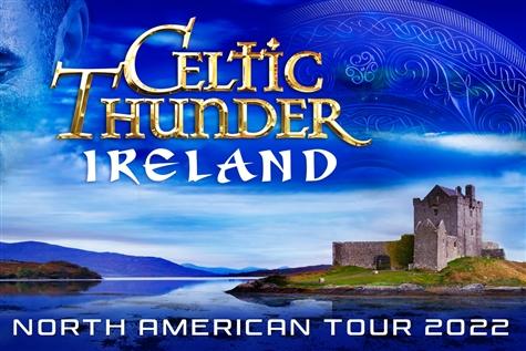 Celtic Thunder Ireland Tour 2022 - Florida Theatre