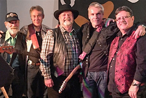 Country Legends of the Past at The Log Cabin