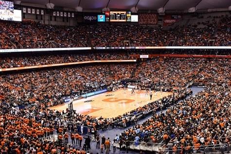 Notre Dame vs. Syracuse