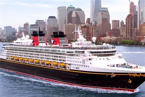 Disney Magic - NY Cruise Express