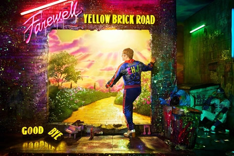Elton John's Goodbye Yellow Brick Road Tour