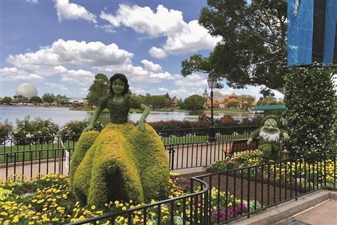 Epcot Flower & Garden Festival 2020
