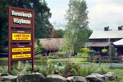 Forestburgh Playhouse - Show & Lunch