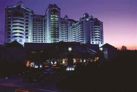 Foxwoods One-Day Tour
