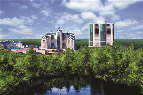 Foxwoods Overnight - Fox Tower
