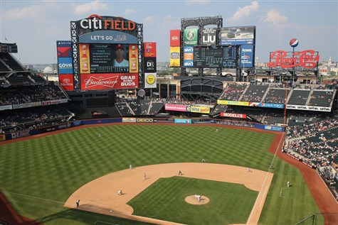 Mets vs. Yankees - Field Box