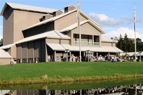 Sound of Music at the Glimmerglass Opera House