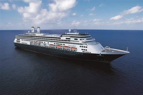 Holland America Amsterdam - Boston Cruise Express