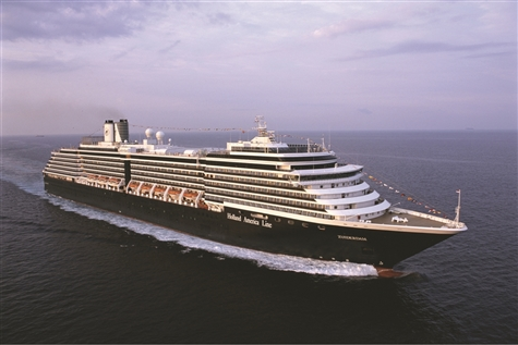 Holland America Zuiderdam - Boston Cruise Express