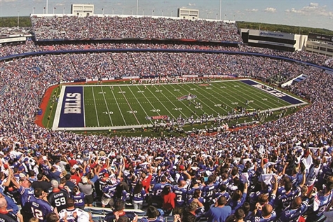New England Patriots vs. Buffalo Bills