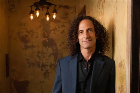 An Evening with Kenny G at the Reilly Arts Center