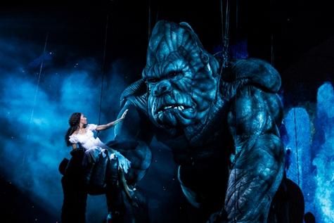 King Kong (NYC Broadway Production)