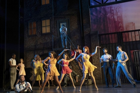 Kiss Me Kate (NYC Broadway Production)