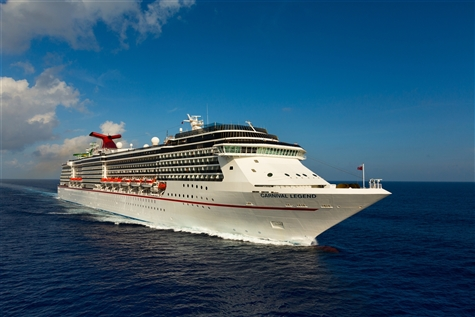 Carnival Legend - New York Cruise Express