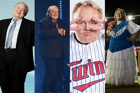 Louie Anderson at RP Funding Center