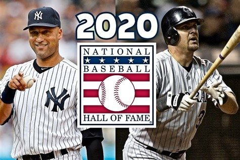 Baseball Hall of Fame Induction 2020 feat. Jeter