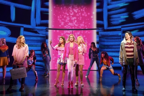 Mean Girls (NYC Broadway Production)