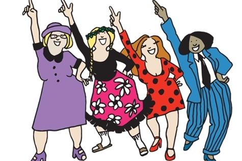 Menopause The Musical at RP Funding Center
