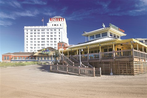 Resorts Casino - Atlantic City (3-Day Tour)
