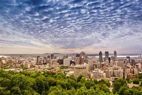 Spring Fling in Montreal