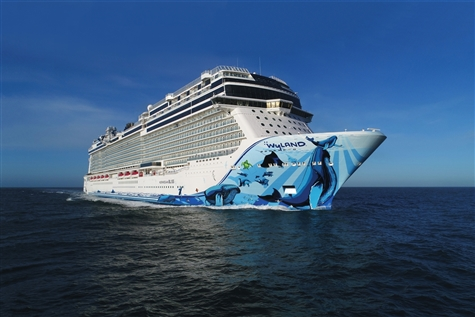 Norwegian Bliss - NY Cruise Express