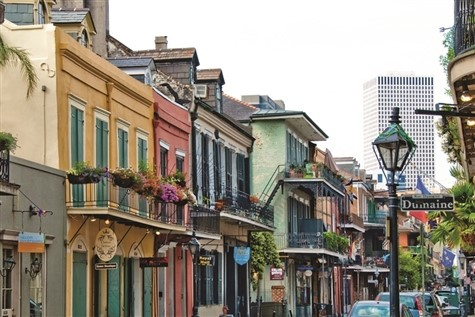 "New Orleans ""It's the Big Easy"""