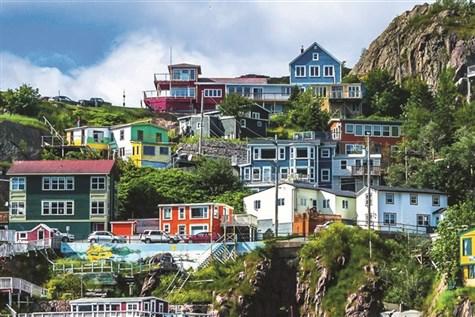 Judy's Journey to Newfoundland & Labrador