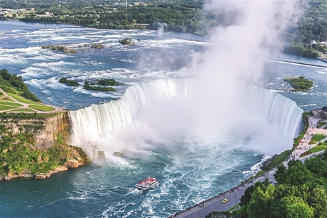 Wonders of Niagara Falls
