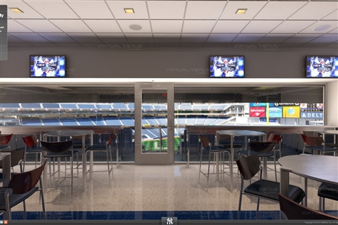 Rangers vs. NY Yankees - Party Suite #4